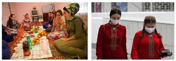 Turkmenistan Minorities