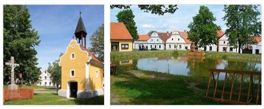 Historic Village of Holašovice (World Heritage)